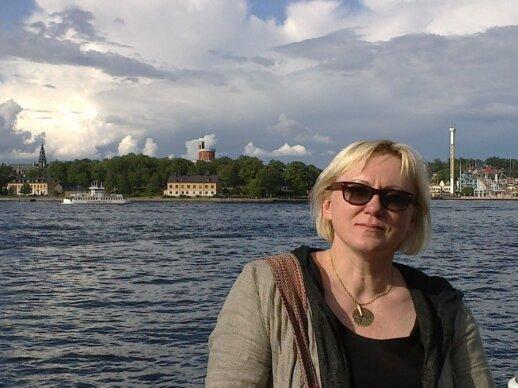 Daiva Gerulytė (Aušros Barysienės nuotr.)