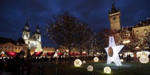 Kalėdinė Praha