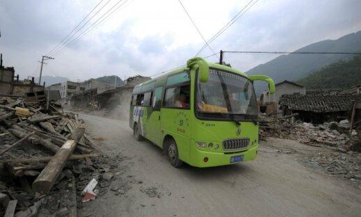 Evakuacija Beichuano apylinkėse , Kinija