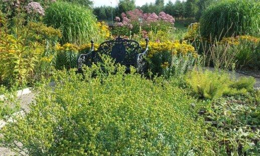"""<span style=""""color: #ff0000;"""">""""Garden Style"""":</span> kaip sodą paversti dar įspūdingesniu"""