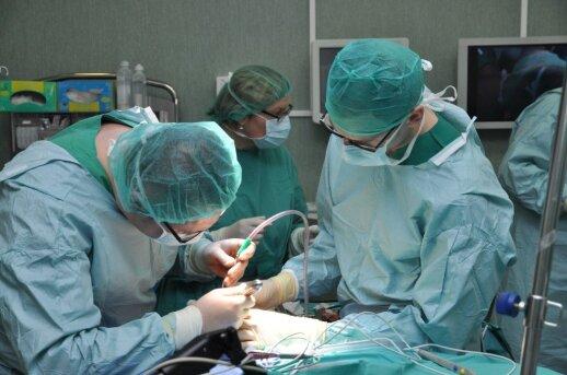 Kaukolės tiesinimo operacija