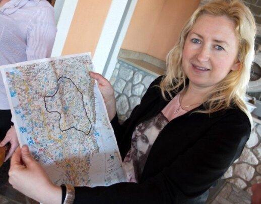 Kristina rodo, kur Istrijoje auga triufeliai