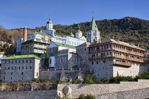 Atoso vienuolynas Graikijoje