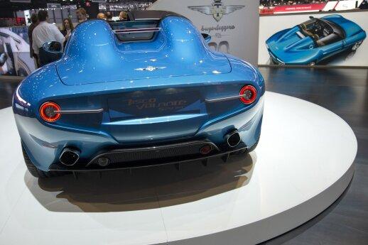"""Superleggera Volante Spyder"""