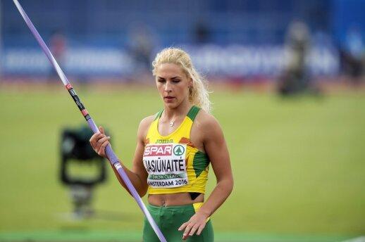 Į Rio nepatekusi A. Skujytė: kitos olimpiados kaip sportininkė jau tikrai nesulauksiu