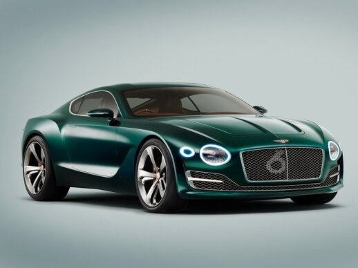 "Koncepcinis ""Bentley EXP 10"""
