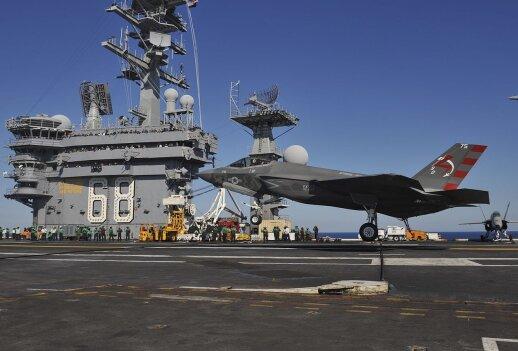 Naujos ginklavimosi varžybos verčia sunerimti: Rusija ir Kinija sparčiai vejasi JAV