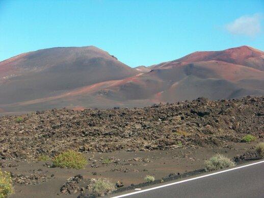 Vulkanines kopos