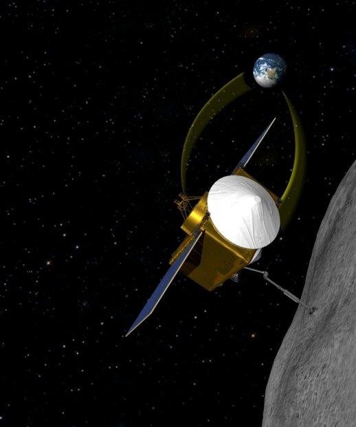 OSIRIS-REx kosminis zondas