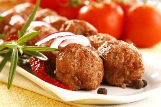 Mėsos kukuliai