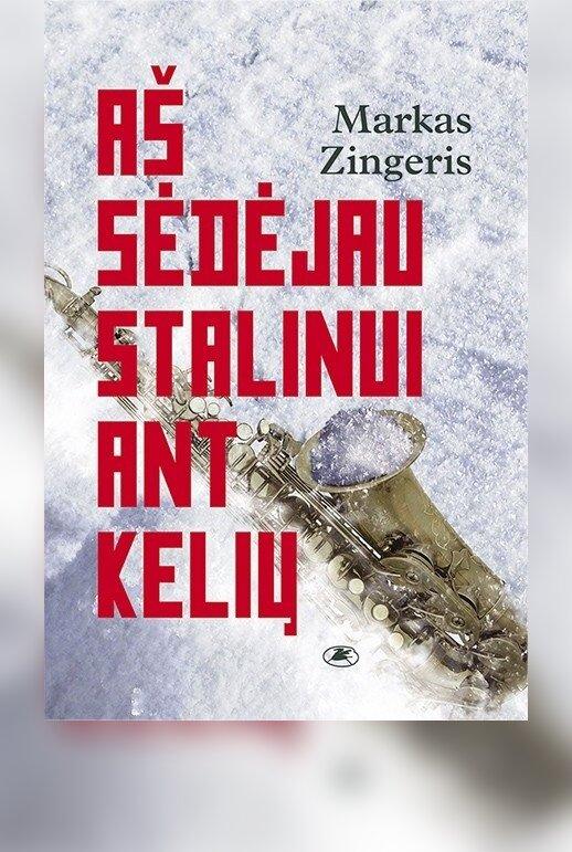 Marko Zingerio knygos viršelis