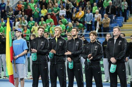 Lietuvos vyrų teniso rinktinė