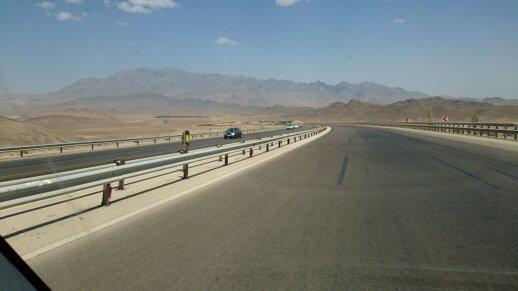 Puiki autostrada Irane