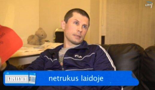 """""""Emigrantų"""" laidos herojus Mindaugas"""