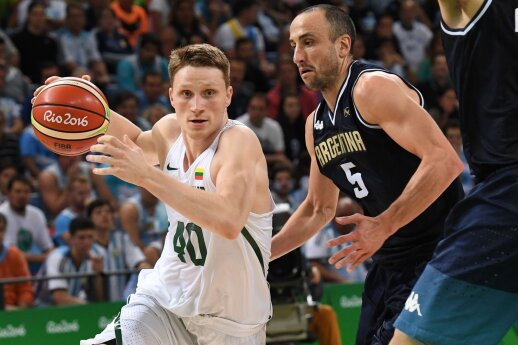 Lithuania at Rio Olympics: Day 6