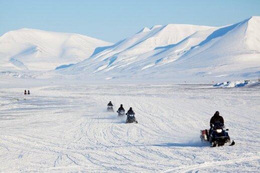 Sniegomobiliai