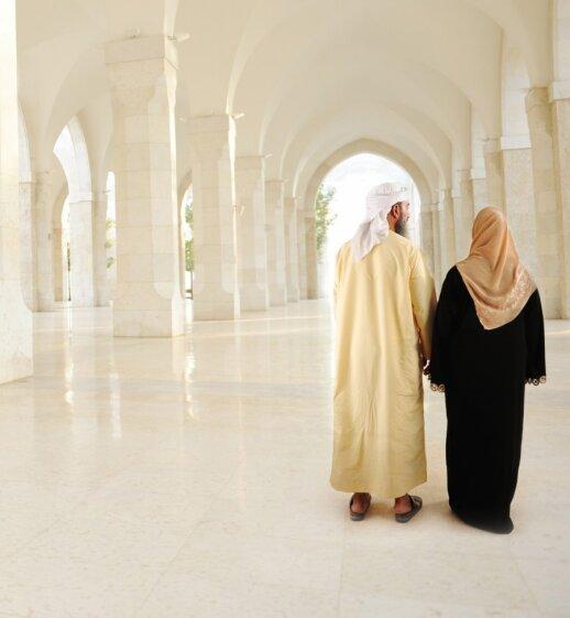 Šiuolaikinė mečetė Jungtiniuose Arabų Emyratuose