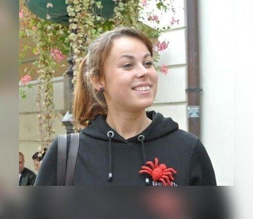 Anna, 24 metų, iš Slovakijos