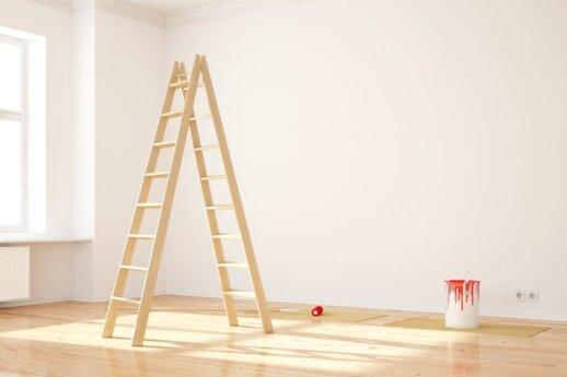 4 kriterijai, kuriuos reikia žinoti renkantis kopėčias
