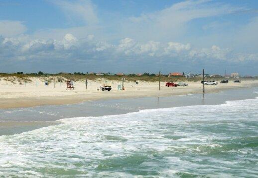 Žaviausi paplūdimiai, tikrai nesugundantys maudynėmis