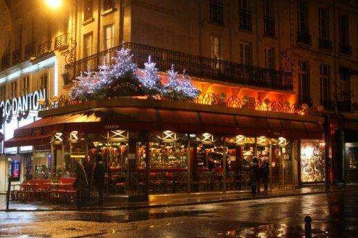 Kalėdinis Paryžius