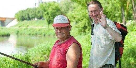 Vilijampolės žvejai