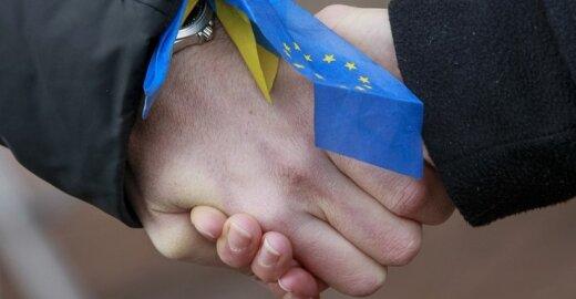 Ukraina – kaip aukciono objektas