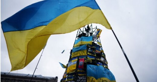 Švedija siūlo sankcijas Ukrainai