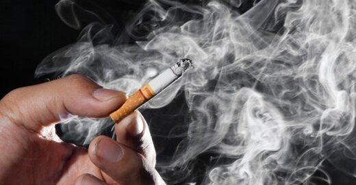 Europos Parlamentas sklaido tabako dūmus