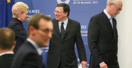 Planuojamas neeilinis ES lyderių susitikimas