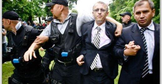 Protestai Rumunijoje dėl paskelbto didesnio taupymo