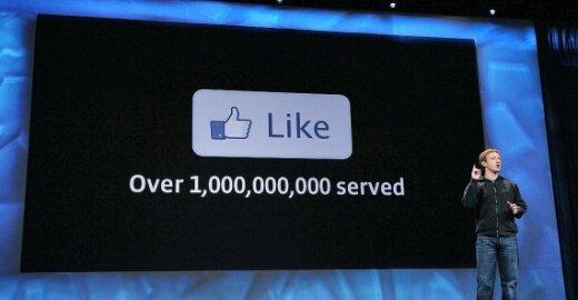 """Europarlamentarų gyvenimas tinkle """"Facebook"""": kas turi tūkstantį, kas – vieną draugą"""
