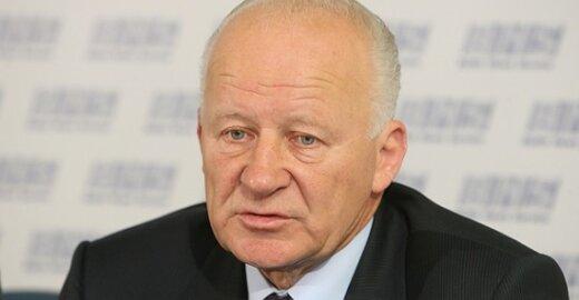 Briuselyje J.Imbrasas tampa tolerantiškesnis homoseksualams