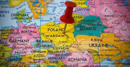 Lenkija užėmė Rusijos vietą
