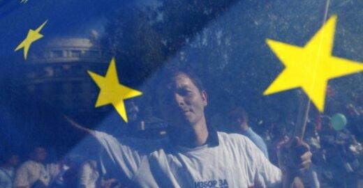 Gruzija ir Moldova tikisi birželį pasirašyti asociacijos sutartį su ES