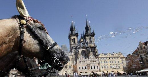 Čekijos sostinė Praha