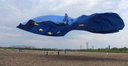 Ukraina vis artėja prie ES