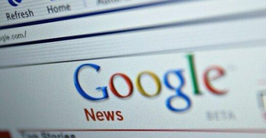"""EP remia """"Google"""" kovoje su EK dėl paieškos duomenų išsaugojimo"""