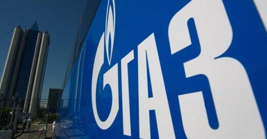 """ES ir """"Gazprom"""" santykiuose – naujos kritikos ir nepasitenkinimo natos"""