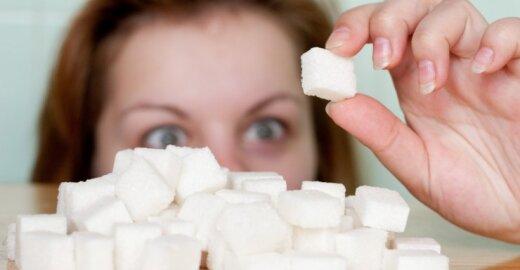 Paaiškėjo naujų faktų apie cukraus vartojimo žalą