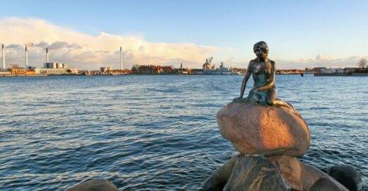Undinėlė Kopenhagoje