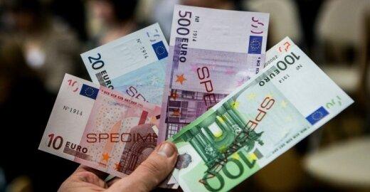 Dalykai, kurie atpigs, įvedus eurą