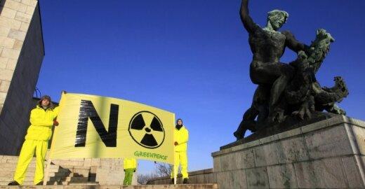 Rusijos atominės elektrinės reaktoriai sukiršino vengrus