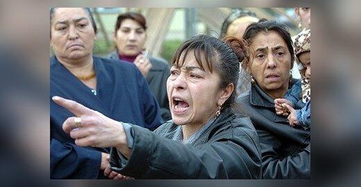 Europa neturi romų problemos sprendimo