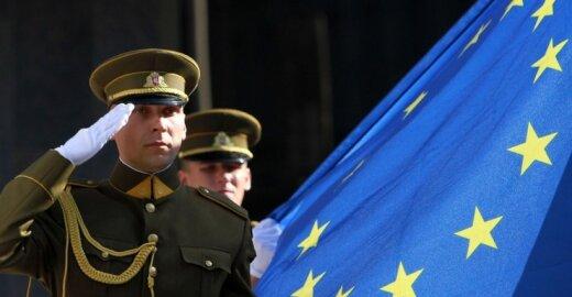 Lietuviams Europos Sąjunga – skydas nuo agresijos