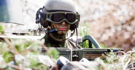 Europos gynybos būklė kelia susirūpinimą