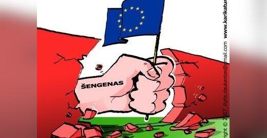Prancūzija nori atitolinti Bulgarijos ir Rumunijos priėmimą į Šengeno erdvę