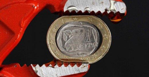 Euroskepticizmas pasiekė euro zonos gelbėtojus