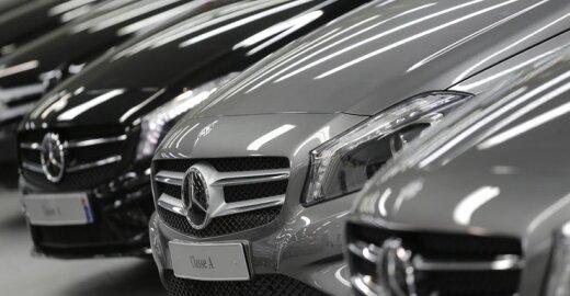 Tarp Prancūzijos ir Vokietijos įsižiebė automobilinis konfliktas
