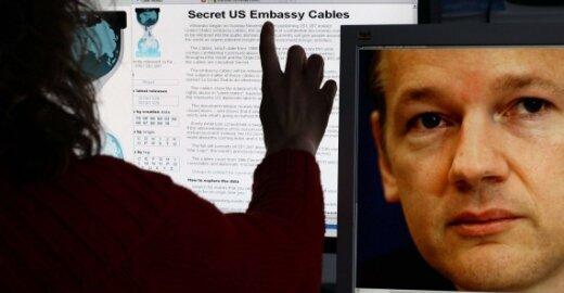 """ES pareigūnai atskleidžia """"Wikileaks"""" skandalo poveikį užsienio politikai"""
